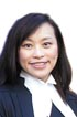 Mona Chan, real estate lawyer,  speaks and writes fluent English and Mandarin/Cantonese Chinese