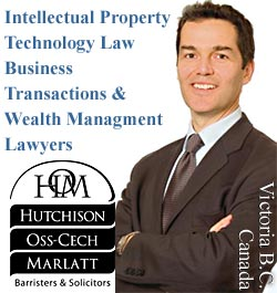 James Hutchison, Intellectual Property & Technology Business Lawyer