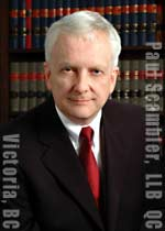 Paul Scambler, QC - Victoria BC lawyer with preferred areas of practice in  real property transactions and wills & estates