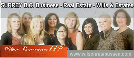Wilson Rasmussen LLP Logo
