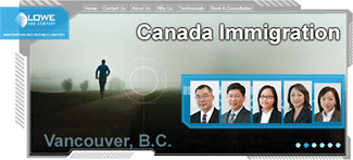 Lowe & Co. immigration lawyers  business consultants 20 years experience with clients from 65 countries, click for more info
