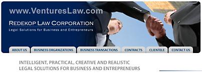 Redekop Law Corporation Logo