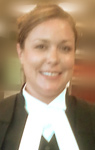 Sarah N. Goodman, B.Bus.Admin, Schulich School of Business, Toronto, and J.D.. Osgoode Hall, practices employment law as well as Canada Immigration Law - offices in Victoria BC