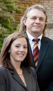 David Greig and Renee Aldana, family law services with South Coast Law Group in Surrey